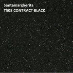 Santamargherita T505 CONTRACT BLACK