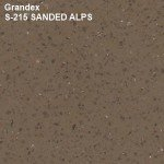 Grandex S-214 SANDED BROWN